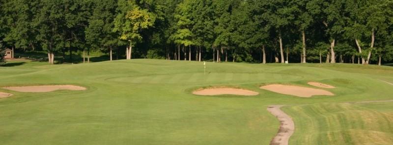 Grand Rapids Golf Saskatoon three hole course