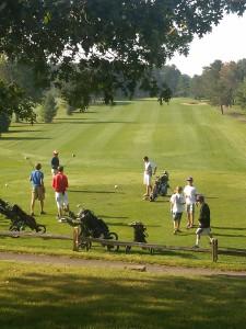 Junior League Golf