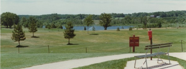 Grand Rapids Saskatoon Golf Club course